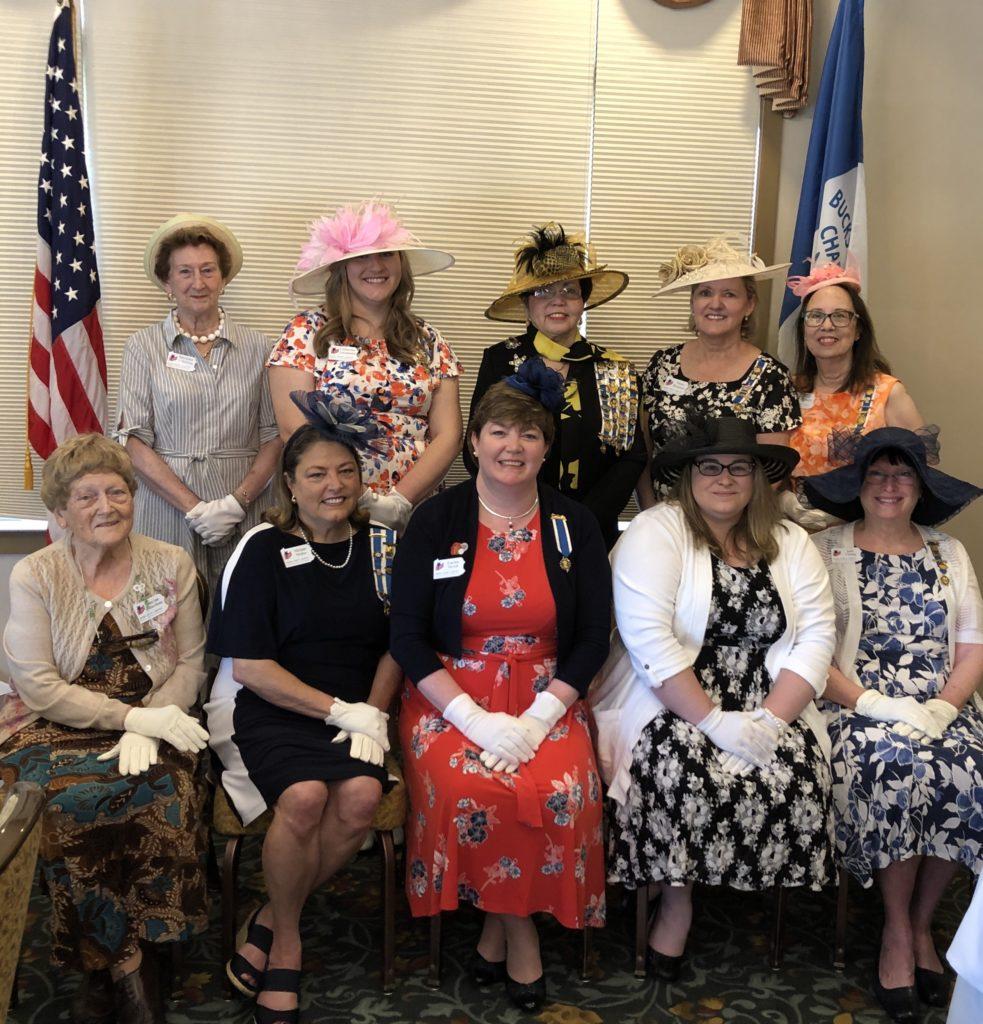 Group photo of board members